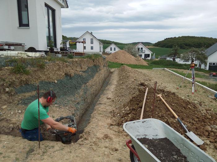 Gartenbau Usingen bischoff gartenbau terrassenbau neuanlage für garten in usingen